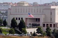 Thổ Nhĩ Kỳ kết án tù nhân viên lãnh sự Mỹ vì tiếp tay cho khủng bố