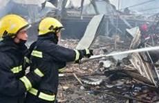 Trung Quốc: Cháy lớn tại Hồ Nam khiến nhiều người thiệt mạng