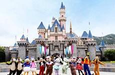 Disneyland Hong Kong mở cửa trở lại sau 5 tháng ngừng hoạt động