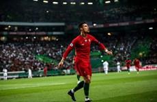 Nani: Ronaldo có thể kết thúc sự nghiệp tại giải nhà nghề Mỹ