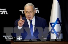 Thủ tướng Israel vạch ra các kịch bản sáp nhập khu Bờ Tây