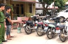 Sơn La: Bắt giữ đối tượng liên tiếp gây ra nhiều vụ trộm cắp tài sản