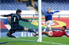 Juergen Klopp hết lời khen ngợi Alisson dù bị Everton cầm chân
