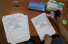 Người dân Nga bắt đầu đi bỏ phiếu về sửa đổi hiến pháp