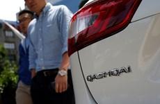 Các hãng sản xuất ôtô Nhật Bản vật lộn tại thị trường Hàn Quốc