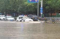 Trung Quốc: Ngập lụt gần đập Tam Hiệp, Nghi Xương chìm trong biển nước