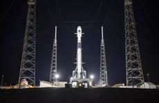 SpaceX phóng vệ tinh định vị GPS cho Lực lượng Vũ trụ Mỹ