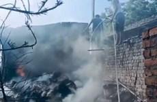 Ấn Độ: Nổ nhà máy ở Ghaziabad, nhiều người thương vong
