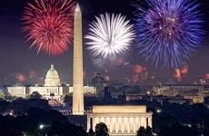 Mỹ đón Quốc khánh trong dịch bệnh với những màn pháo hoa rực rỡ