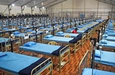 Ấn Độ: Mumbai mở thêm 4 bệnh viện dã chiến chuyên điều trị COVID-19
