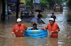 Mưa lũ tiếp tục tàn phá các địa phương ở phía Nam Trung Quốc