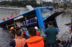 Trung Quốc: Tai nạn xe buýt kinh hoàng, hàng chục người thương vong
