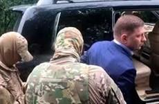 Nga bắt giữ Thống đốc vùng Khabarovsk do nghi ngờ giết người