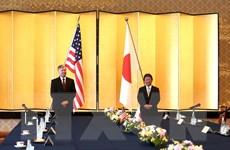 Nhật Bản và Mỹ cam kết hợp tác trong vấn đề Triều Tiên