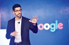 Google có kế hoạch đầu tư 10 tỷ USD vào Ấn Độ trong 5-7 năm tới