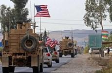 Mỹ đưa nhiều thiết bị quân sự tới tỉnh Hasakah của Syria