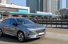 Hàn Quốc đẩy mạnh xuất khẩu các loại ôtô thân thiện môi trường