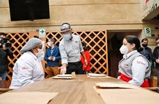 Ngành kinh doanh nhà hàng Peru nỗ lực vượt khủng hoảng COVID-19