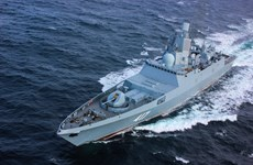 Nga thông báo lộ trình đóng tàu chiến mang tên lửa siêu vượt âm