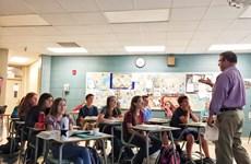 Mỹ công bố hướng dẫn cập nhật cho việc mở lại trường học