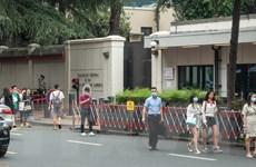 Mỹ tuyên bố bắt giữ người Trung Quốc tại Lãnh sự quán ở San Francisco