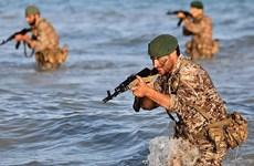 Iran: IRGC tập trận không quân và hải quân tại vùng Vịnh