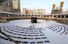 Saudi Arabia siết chặt các quy định phòng dịch tại lễ hành hương Hajj