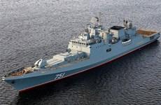 Nga thử nghiệm đánh chặn tên lửa bờ biển trên tàu Đô đốc Essen