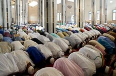 Tín đồ Hồi giáo trên toàn thế giới đón lễ Eid Al-Adha