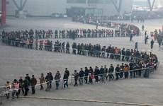 Giới trẻ Trung Quốc chật vật tìm việc làm sau COVID-19