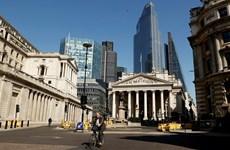 BoE: Kinh tế Anh cần thời gian để phục hồi về mức trước đại dịch