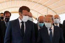 Tổng thống Pháp tới Beirut, hỗ trợ Liban khắc phục hậu quả vụ nổ