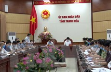 Thanh Hóa họp khẩn trong đêm về công tác phòng chống COVID-19