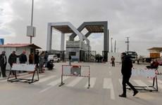 Cửa khẩu Rafah tại Gaza mở cửa lần đầu tiên sau nhiều tháng