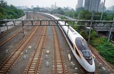 Trung Quốc đẩy mạnh phát triển các tuyến đường sắt cao tốc