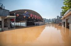 Trung Quốc tăng cường phòng chống lũ lụt trên sông Trường Giang