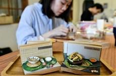Cô gái trẻ Việt Nam với niềm đam mê làm những món ăn tí hon