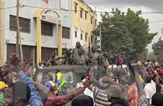 Nhiều quốc gia kêu gọi các binh sỹ Mali trả tự do cho Tổng thống Keita