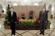 Trung Quốc sẵn sàng cùng ASEAN thúc đẩy hòa bình khu vực và toàn cầu