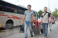"""Đà Nẵng đón """"quân tiếp viện"""" từ Nghệ An đến hỗ trợ phòng chống dịch"""