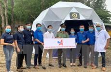 Các địa phương tăng cường công tác phòng chống dịch COVID-19
