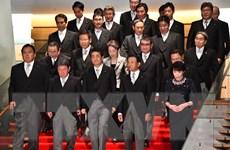 Tỷ lệ tín nhiệm dành cho Nội các Nhật Bản giảm mạnh