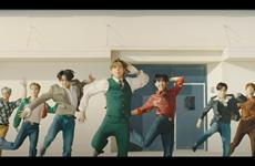 Nhóm nhạc BTS tiếp tục gặt hái kỷ lục mới với MV 'Dynamite'