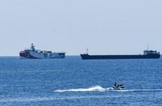 Thổ Nhĩ Kỳ và Hy Lạp tập trận riêng rẽ trên biển Địa Trung Hải