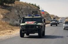 Nga cáo buộc binh sỹ Mỹ hoạt động trái phép tại Syria
