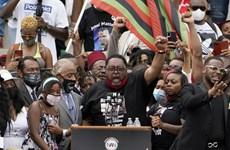 Tuần hành lớn tại Mỹ phản đối nạn phân biệt chủng tộc