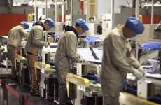 Lĩnh vực chế tạo của Trung Quốc tăng trưởng tháng thứ 6 liên tiếp