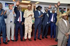 Chính phủ Sudan chính thức ký kết thỏa thuận hòa bình lịch sử