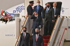 Phái đoàn Mỹ và Israel thực hiện chuyến thăm lịch sử đến UAE