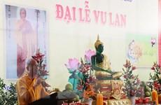 Người Việt Nam tại Lào gìn giữ nét đẹp văn hóa mùa Vu Lan